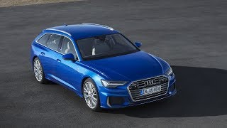 2019 Audi A6 Avant Review (Forbidden fruit for US wagon enthusiasts)