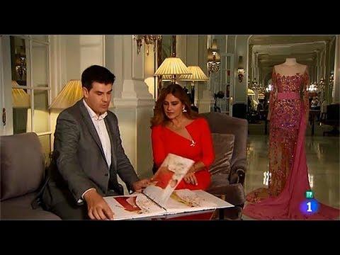 Tve Flash De Moda Vestidos Alejandro Para Miguel Joya QreEdCxWBo