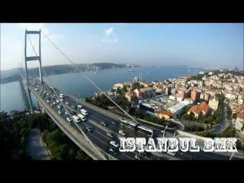 """İstanbul Street BMX -Alperen CAN- """"Trailer"""""""