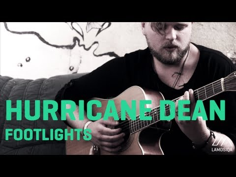 Hurricane Dean - Footlights (Live And Acoustic) 1/2