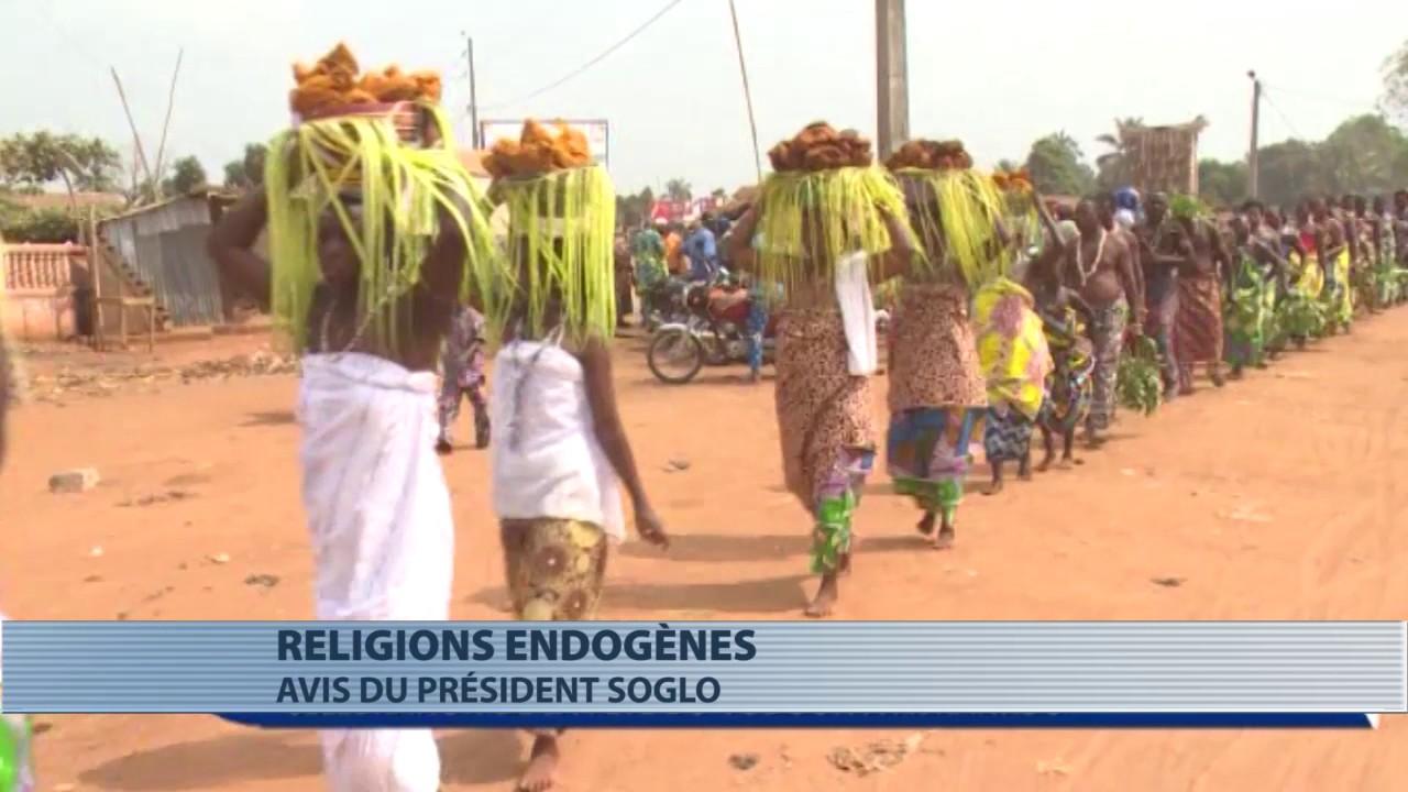 Pourquoi le président Nicéphore Soglo a institué la fête des religions endogènes