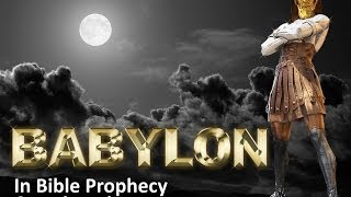 Bible Prophecy & Archaeology: Part 1/5 BABYLON - Mr.Jonathan Bowen