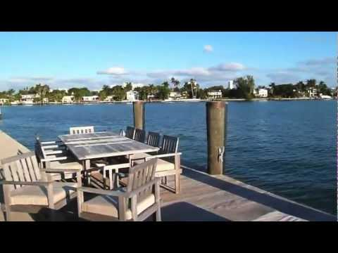 SUNNY SAN MARINO: MIAMI BEACH LUXURY WATERFRONT HOUSES - www.WiseCatREALTORS.com