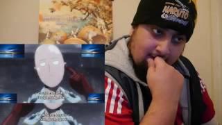 Live Reaction One Punch Man Episode 9   Mumen Rider GREATNESS   Saitama The True HERO thumbnail