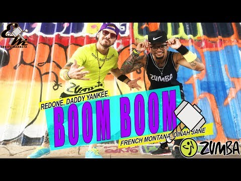 Boom Boom ( Zumba) - Red One, Daddy Yankee, French Montana, Dinah Jane - Choreography Equipe Marre