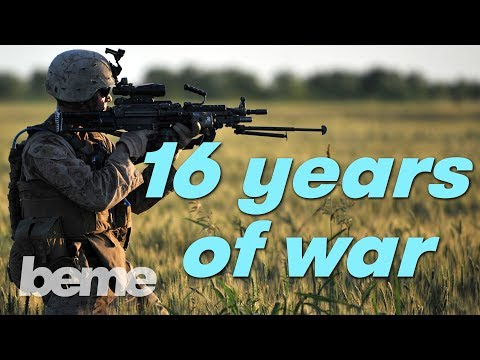 16 years of war