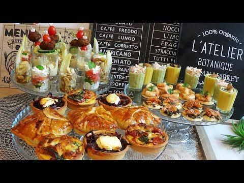 apéro-dînatoire-pour-un-buffet-de-fêtes