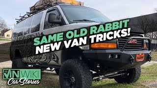 You can teach an old Rabbit new Van tricks
