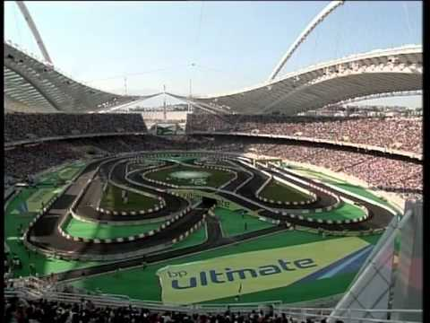 RALLY ACROPOLIS 2005 - BP THE ULTIME ATHENS OLYMPIC STADIUM - SUPER SPECIAL STAGE
