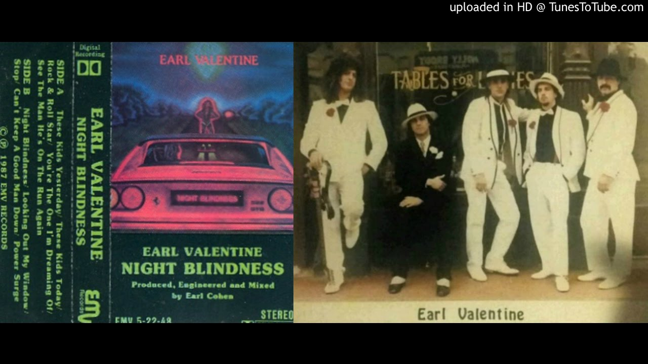 EARL VALENTINE ~ Rock U0026 Roll Star [AOR]   YouTube