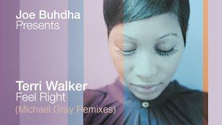 Joe Buhdha Presents Terri Walker – Feel Right (Original Mix)