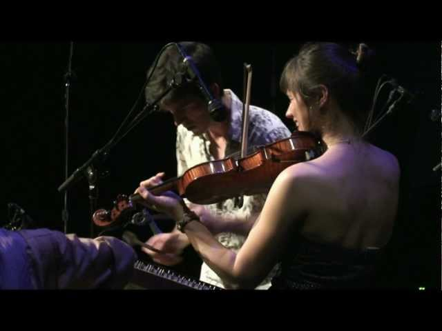 The Bee Eaters - Shasta Fiddle Camp in Concert 2012