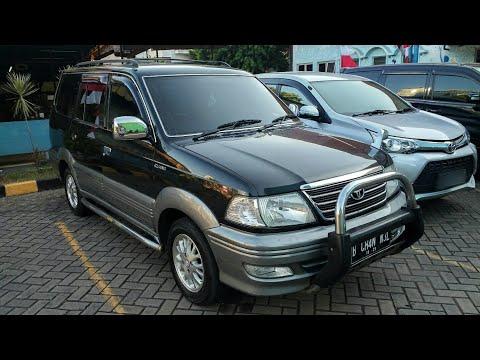 In Depth Tour Toyota Kijang Krista 2.0 M/T Last Facelift (2003) - Indonesia