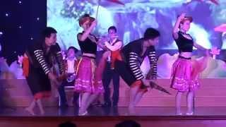 Xuân Về Trên Bản Mông - CLB Bạn Yêu Nhạc HVTC
