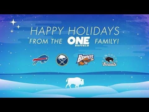 One Buffalo Holidays: Josh Byrne In Die Hard