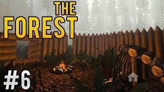 The Forest ITA Ep.6 - FORTEZZA INESPUGNABILE!