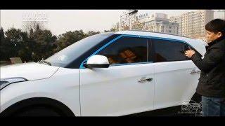 Hyundai Creta ix25 Tuning review 4 смотреть