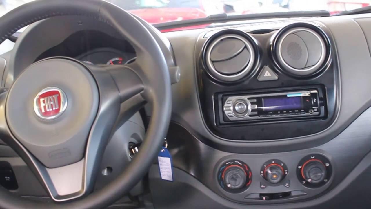Vendido  Fiat Palio Attractive 1 4 2014