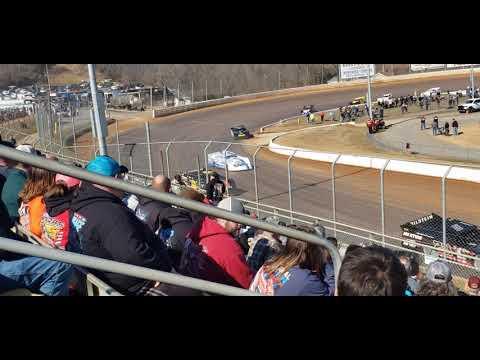 Port Royal Speedway Super Late Model Heat Race 2 3-8-2020