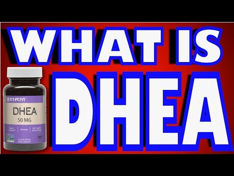 What Is Dhea