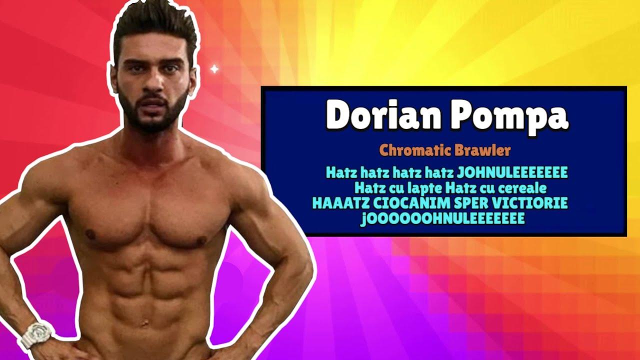 Daca Dorian Popa era un Brawler