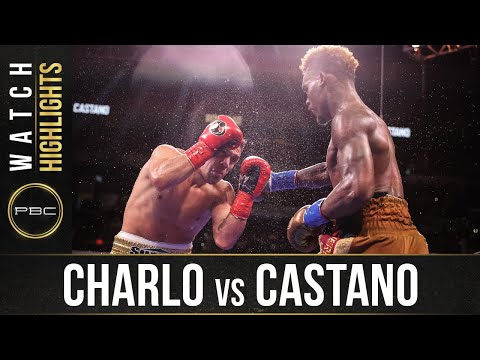 Charlo vs Castano HIGHLIGHTS: July 17, 2021   PBC on SHOWTIME