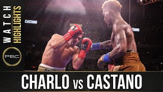 Charlo vs Castano HIGHLIGHTS: July 17, 2021