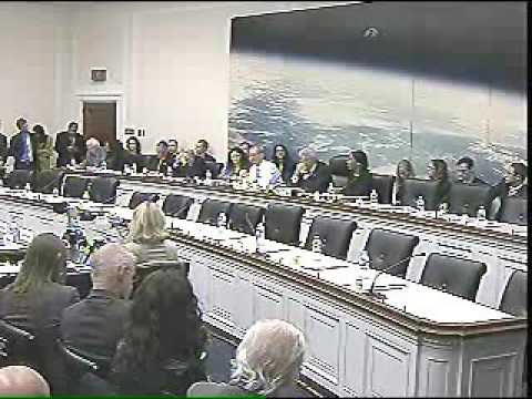 Hearing: A Rational Discussion of Climate Change: the Science, the Evidence, the Response
