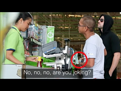 MYSTERY Man PAYING For RANDOM Filipino's GROCERY BILLS 🇵🇭 Priceless REACTIONS 🙏😭