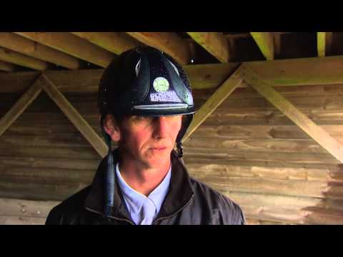 Showjumping  -  Phillip Miller talks about the International Stairway Series