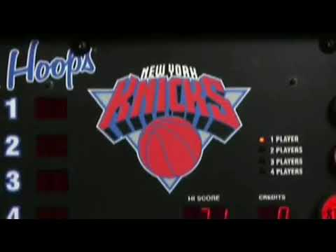 NBA HOOPS Игровой автомат Redemption Б/у