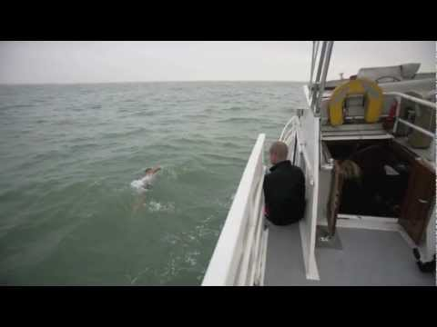 Swim the English Channel