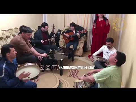 Shabnami Surayo Tu Ajab Khushrui (music live voice) 2019