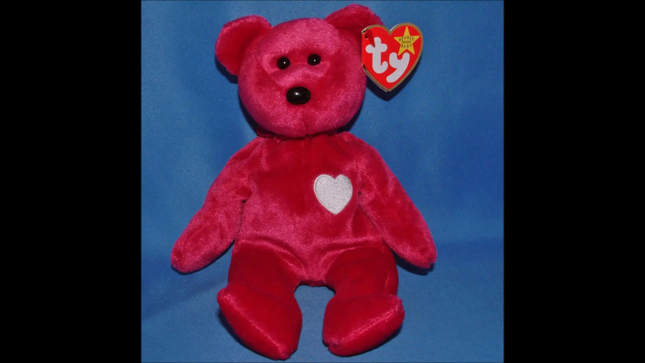 Are Valentina Beanie Babies Worth Money  - YouTube 74de25d821c