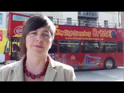 Testimonial from Business West Chambers of Commerce member City Sightseeing Bristol