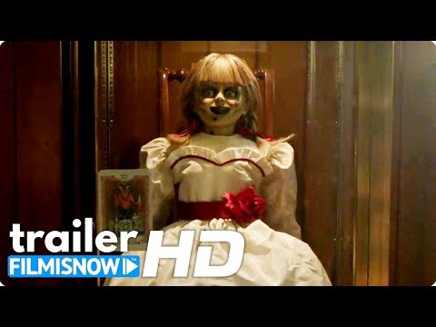 ANNABELLE 3   Vera Farmiga e Patrick Wilson nel Full Trailer ITA dell'horror