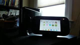 What happens if you put a Xbox game in a Wii U?