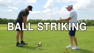 FIX YOUR BALL STRIKING | Brodie Smith & Cameron McCormick