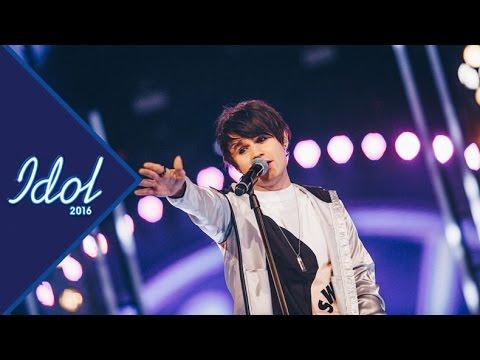 idol 2016 charlie grönvall