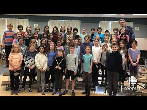 """""""Hangups"""" - Upper Lynn Elementary School #CBCMusicClass"""