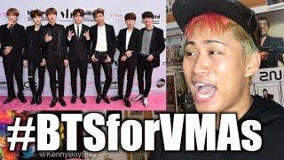 HOW TO BRING BTS TO VMAS? #BTSforVMAs @vmas @BTS_twt