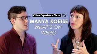 China Experience Show #5: A Conversation with Manya Koetse