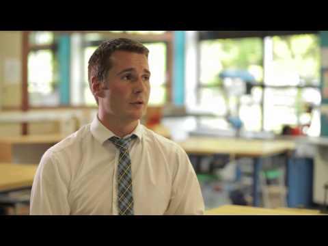 The British School of Brussels - Meet the teacher: Gregor