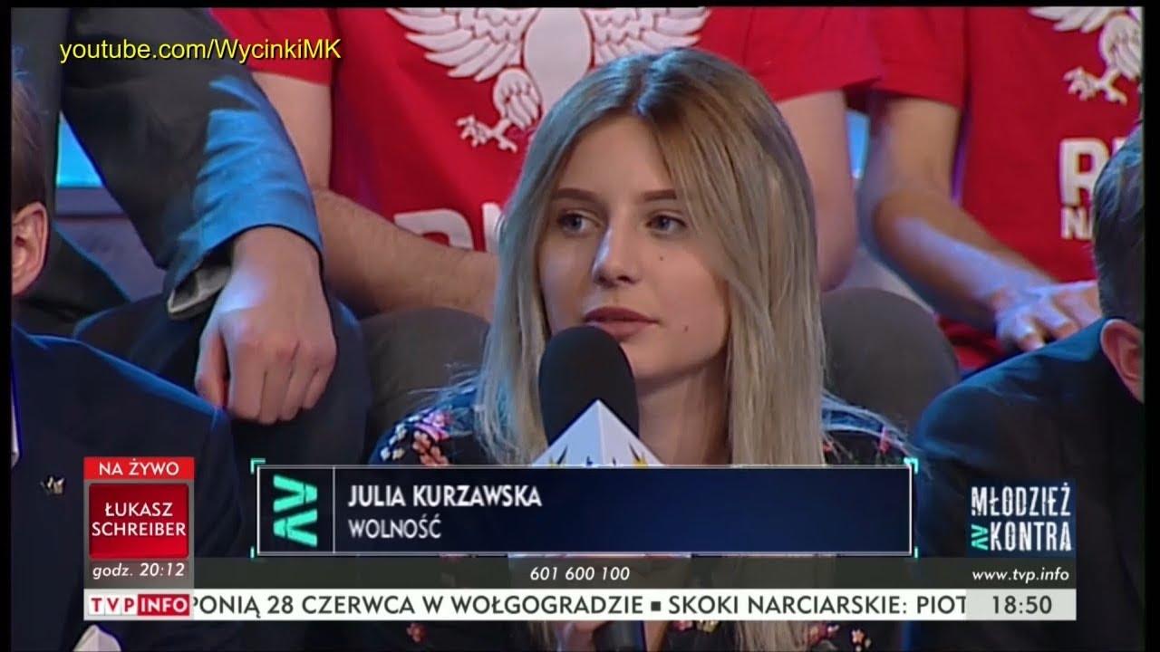 Młodzież kontra 620: Julia Kurzawska (Wolność) vs Jan F. Libicki (PO) 02.12.2017