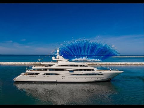 Luxury SuperYachts - 79m CRN 135 - The Launch