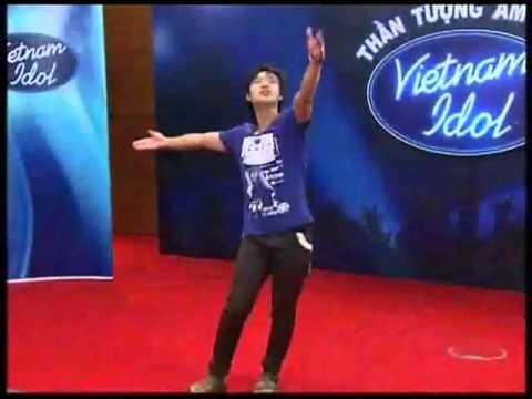 Những tiết mục hài hước của Viet Nam Idol 2010 ^^!