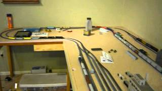 New Unitrack N Scale Layout Plan