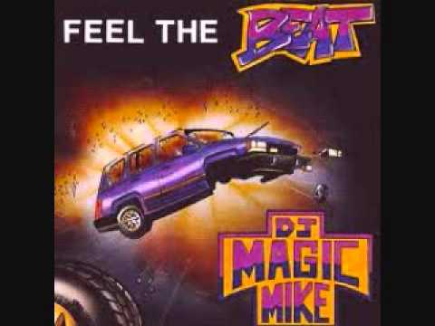 DJ MAGIC MIKE-FEEL THE BEAT (CHEETAH RECORDS) 1992