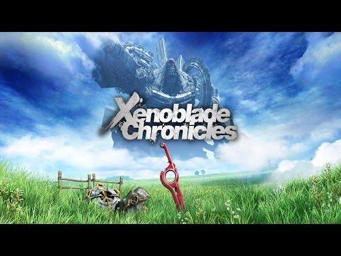 Xenoblade Chronicles Fan-Made Trailer