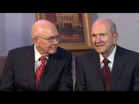 LDS president Russell Nelson talks immigration, youth in interview